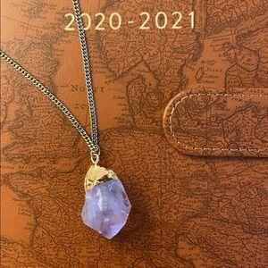 Gemstone necklace!